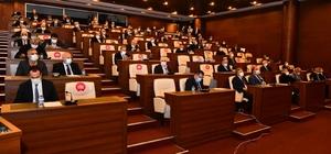Trabzon Büyükşehir Belediyesi'nin 2021 yılı bütçesi oy birliği ile onaylandı