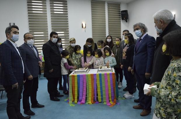 Erzurum'da dünya çocuk hakları günü etkinliği - Erzurum Haberleri