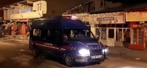 Sarıkamış'ta Jandarma'dan vatandaşlara korona virüs uyarısı