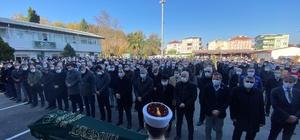 Eski belediye başkanı Aziz Duran son yolculuğuna uğurlandı Cenazeye BİK Müdürü, RTÜK Başkanı, Türk-İş Genel Başkanı başta olmak üzere çok sayıda seveni katıldı