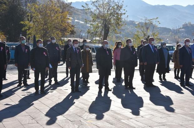 Bitlis'te 24 Kasım Öğretmenler Günü