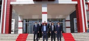Diyarbakır Cumhuriyet Başsavcısı Yavuz Lice'de incelemelerde bulundu
