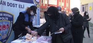 Sakarya emniyeti kadına şiddete karşı KADES'i tanıttı
