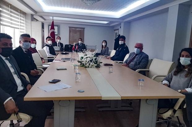 Bafra'da KADES toplantısı