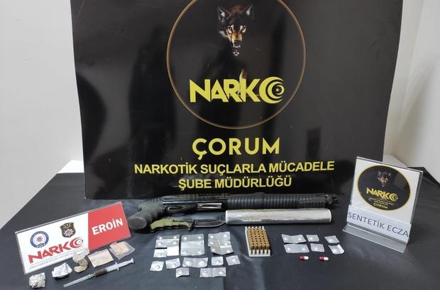 Narkotimlerden zehir tacirlerine operasyon