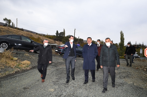 Poskıran'da yol sevinci