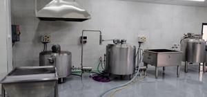 SUBÜ bünyesinde Pamukova kendi yöresel süt ürünlerini üretecek