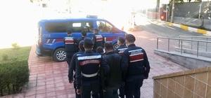 Jandarmadan terör propagansı yapanlara operasyon 3 kişi gözaltına alındı, 5 kişi aranıyor