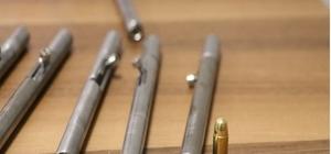 Denizli'de 50 adet kalem suikast silahı ele geçirildi Jandarma ve KOM ekipleri kalem silah operasyonu gerçekleştirdi
