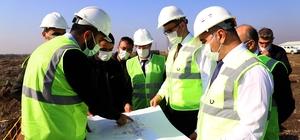 Diyarbakır atık su arıtma tesisi Dicle Nehrine nefes aldıracak