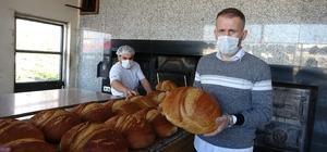 """Uzmanlar Giresun ile Trabzon arasındaki ekmek tartışmasına son noktayı koydu Vakfıkebir ile Çavuşlu ekmeği arasındaki tek fark konulan mayaların oranıymış Giresun Üniversitesi Gastronomi ve Mutfak Sanatları Bölümü Öğretim Üyesi Dr. Mehmet Akif Şen: """"Vakfıkebir ekmeğinde 100 kilogram una 5 kilogram ekşi maya, Çavuşlu Ekmeğinde ise 100 kilogram una 10 kilogram ekşi maya katıldığını görüyoruz; Tek fark bu"""""""