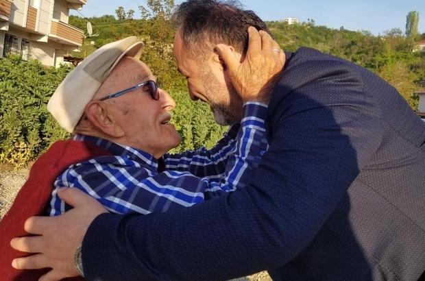 Eski Vekil Murat Demir'in babası toprağa verildi