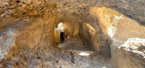 Asur Kalesinin gizemli tünelleri açılıyor