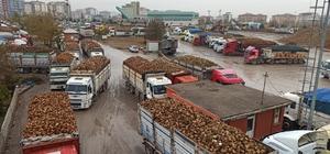 Malatya Şeker Fabrikası'nda son 30 yılın başarısı Şu ana kadar 520 bin ton pancar işlendi