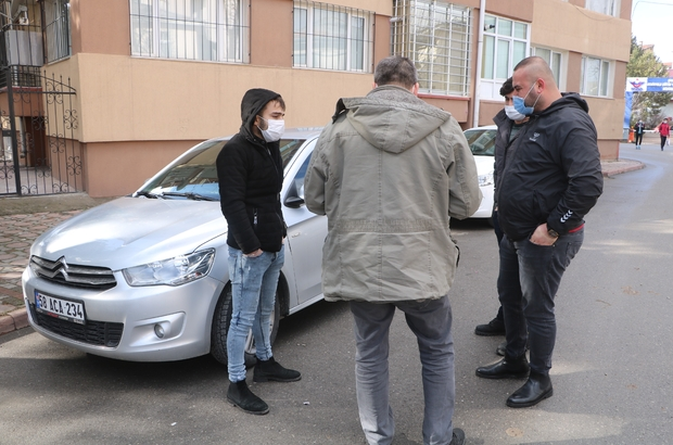 Kiraladığı aracı bırakıp, kayıplara karıştı Sivas'ta bir şahıs, kaza yaptığı kiralık aracı ödeme yapmadan bırakıp kayıplara karıştı