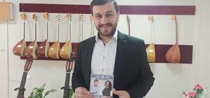 Malatyalı sanatçı İbrahim Altun'dan yeni albüm