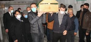 Kemal Balaban Çınarcık'ta toprağa verildi