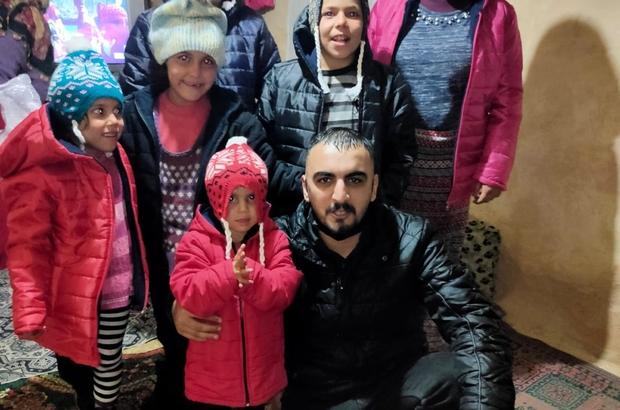 Silvan'da jandarma yardıma muhtaç aileye sahip çıktı