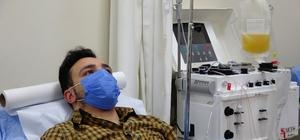 İmmün plazma tedavisi hızlandırıldı