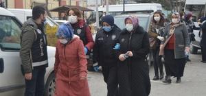 FETÖ'nün 'emniyet ablaları'na operasyon: 7 gözaltı Kadınların 6'sı adliyeye sevk edildiği, biri Covit-19 çıkınca karantinaya alındı