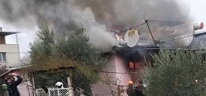 89 yaşındaki felçli adam evinde çıkan yangında öldü