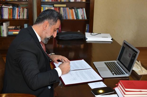 MAÜ, BİLSEM'lerde görevli öğretmenlere lisans üstü eğitim verecek