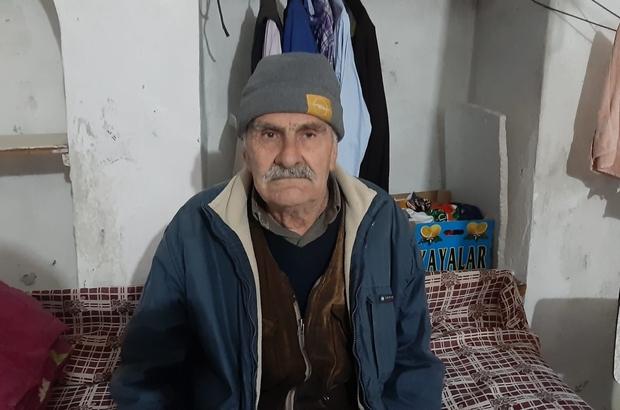 Vergi dairesinden geldiğini söyleyen dolandırıcı yaşlı adamın cüzdanını alıp kaçtı