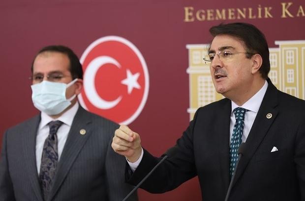 Milletvekili Aydemir 2021 bütçesini değerlendirdi Aydemir'den CHP'li Özel'e sert tepki Aydemir: 'Diktatör yakıştırması ahlaksızlıktır' Aydemir: ' 1001 Hatim Dadaş imanının eseri'