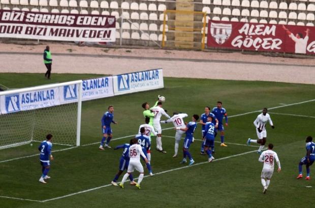 TFF 1. Lig: RH Bandırmaspor: 2 - Ankaraspor: 1