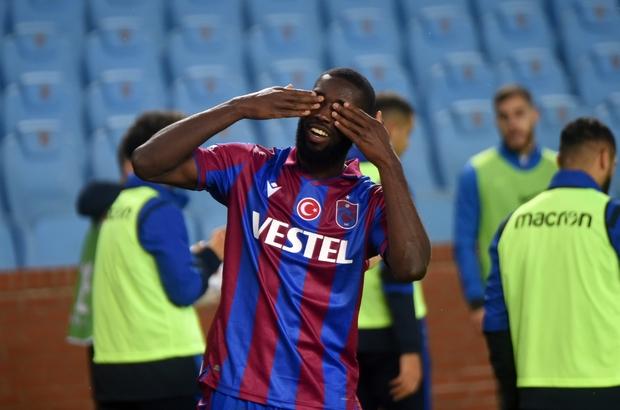 Süper Lig: Trabzonspor: 2 - Çaykur Rizespor: 1 (Maç sonucu)