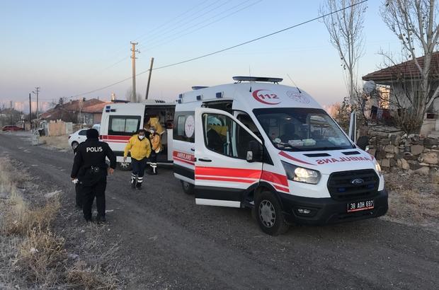 Dumandan zehirlendiklerini fark etti, ailesinin hayatını kurtardı Kayseri'de 4 kişilik aile sobadan sızan karbonmonoksitten zehirlendi