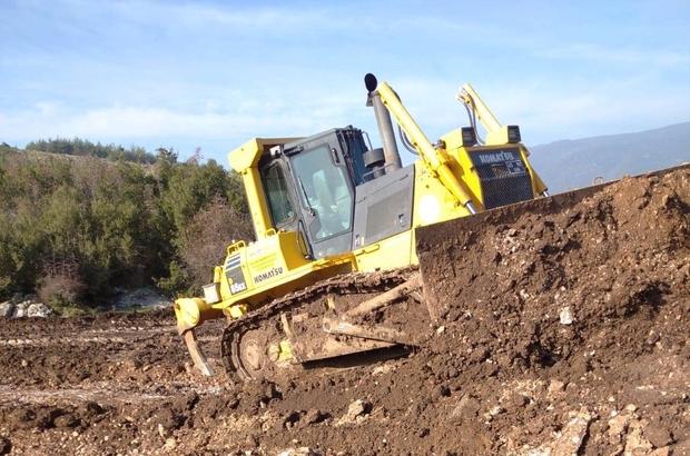 Sarısığırlı'ya yeni HİS göleti yapılıyor