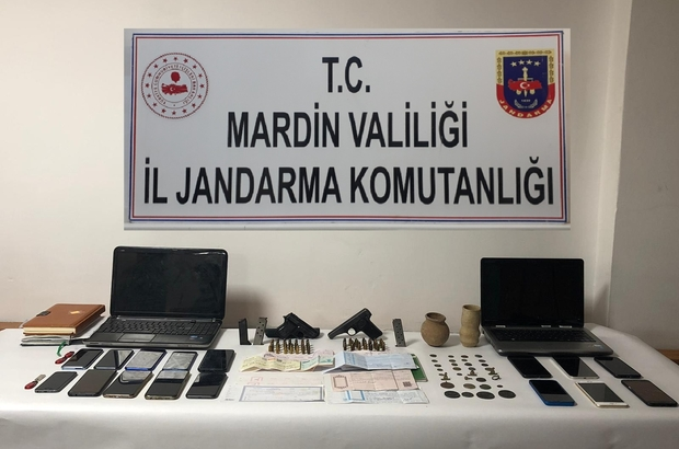 Mardin'de tefeci ve bahis çetesine jandarmadan şafak operasyonu: 15 gözaltı