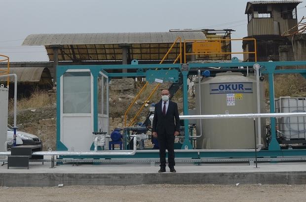 Turgutlu'da 2 milyonluk yatırım hayata geçti Turgutlu Belediyesi kendi asfaltını üretecek