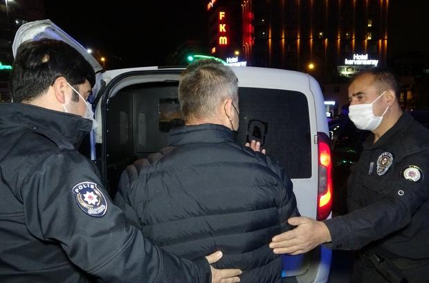 Kısıtlamada alkollü yakalanan sürücü:  ''Öderiz cezayı'' Kısıtlamada alkollü yakalanınca annesinin duymasından korktu