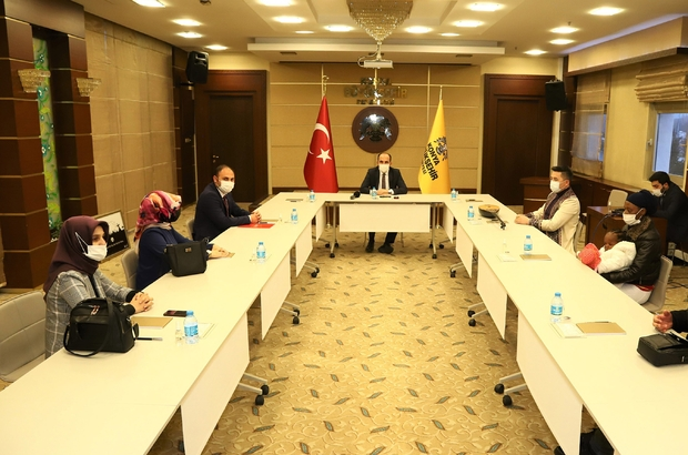 """Başkan Altay: """"Anadolu insanı zorda kalanın yanındadır"""""""