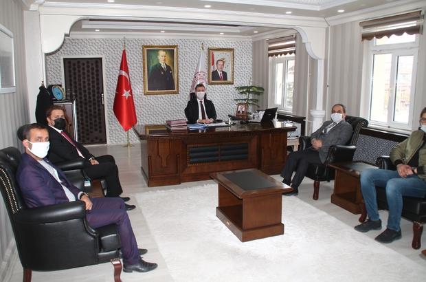 Yunak'ta Mesleki Eğitim Merkezi için çalışmalar başlandı