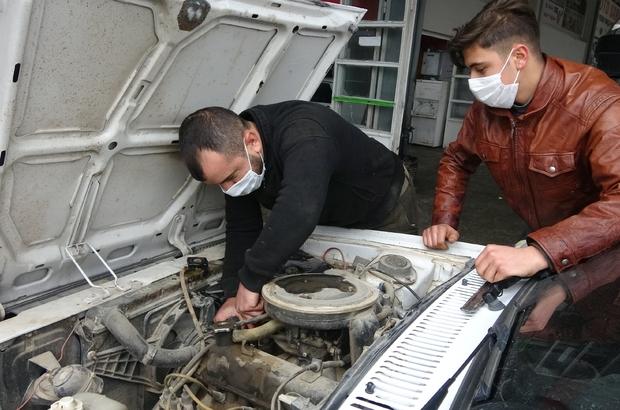 Araç sürücülerine kış bakımı uyarısı