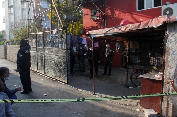 Ev hapsinde kafasından tabancayla vuruldu Adana'da ev hapsi cezası alan bir kişi tabancayla evinde kafasından vuruldu