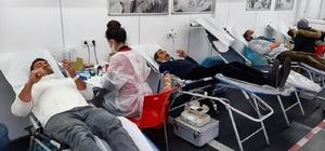 Türk Kızılayından Dicle'de kan bağışı kampanyası