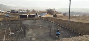 Kastamonu'da 100 sosyal konutun temeli atıldı