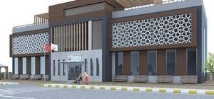 Bozdoğan, yeni hizmet binalarına kavuşuyor