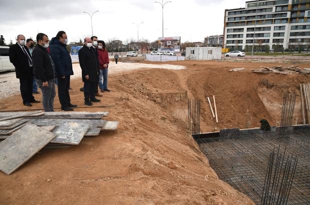 Selçuklu Belediyesi Yazır'a polis merkezi kazandırıyor
