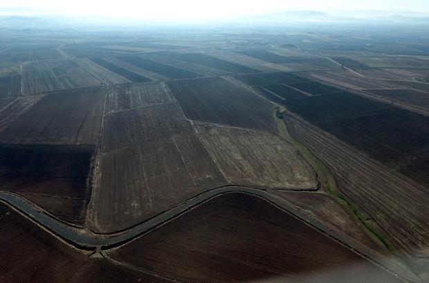 Kilis'te 17 bin 872 hektar arazi toplulaştırıldı