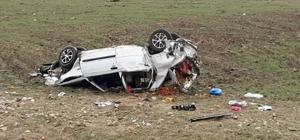 Dicle'de trafik kazası: 1 yaralı