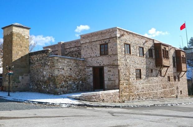 Tarihi konak, Elazığ Basın Müzesi ve Basın Evi'ne dönüşüyor