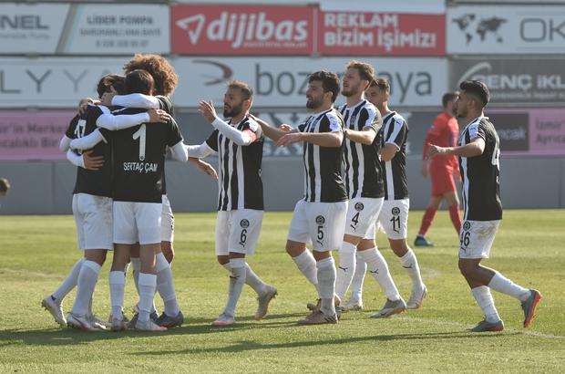 2. Lig: Manisa FK: 4 - Zonguldak Kömürspor: 0