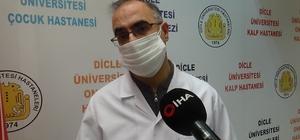 Kısıtlamalar etkisini göstermeye devam ediyor Diyarbakır'da hastane doluluk oranlarındaki düşüş yüzde 35'leri buldu