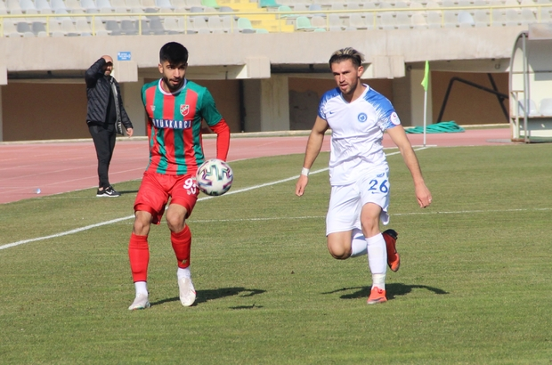 3. Lig: Karşıyaka: 0 - Altındağspor: 0