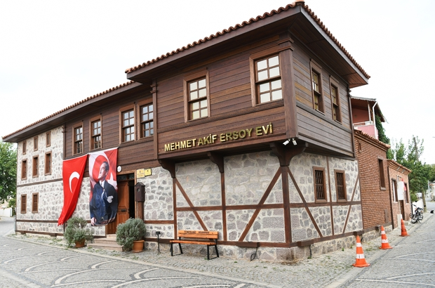 """AK Partili Turan: """"Mehmet Akif Ersoy'un fikirleri istikamet çizmeye devam ediyor"""" 2021 yılı İstiklal Marşı Yılı olarak kabul edildi"""